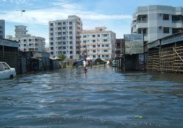 Challenge 6: Water logging in Dhaka city