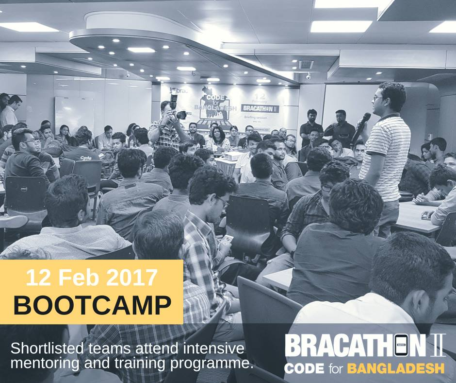 Bootcamp – road to BRACathon 2